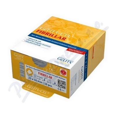 Gelita-Cel Fibrillar GF-705 25x50mm 10ks
