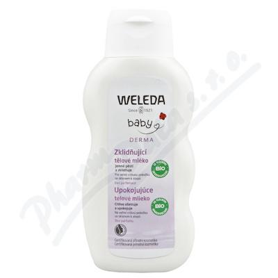 WELEDA Zklidňující tělové mléko 200ml