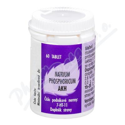 Natrium phosphoricum AKH por.tbl.60