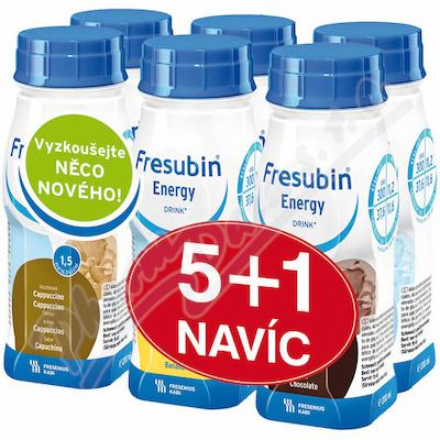 Fresubin Energy drink balíček 5+1