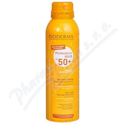 BIODERMA Photoderm Opalovací mlha SPF 50+ 150 ml