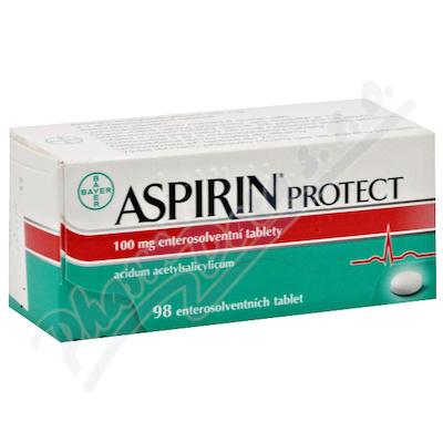 Aspirin Protect 100mg tbl.ent.98x100mg
