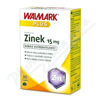 Walmark Zinek 15mg tbl.30