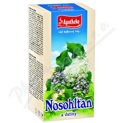 Apotheke Nosohltan a dutiny čaj 20x1.5g