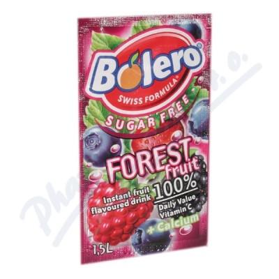 BOLERO Forest fruit inst.nápoj bez cukru 8g