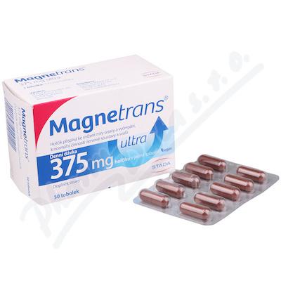 MAGNETRANS ultra 375mg 50 tobolek
