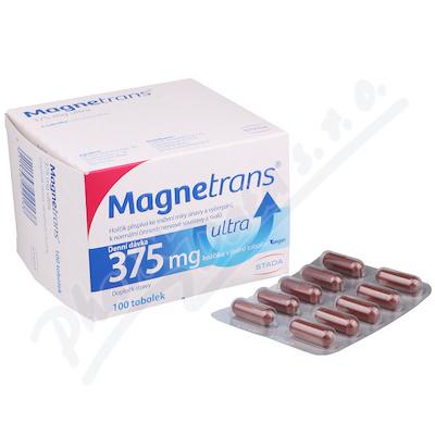 MAGNETRANS ultra 375mg 100 tobolek