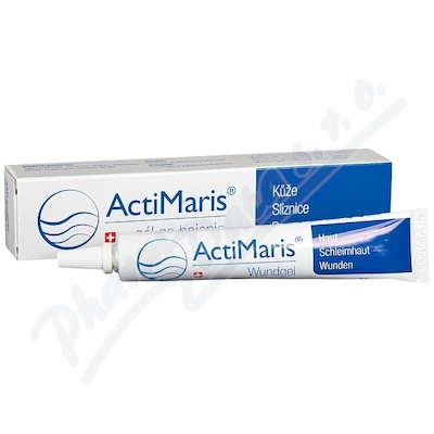 ActiMaris Gel na rány 20g