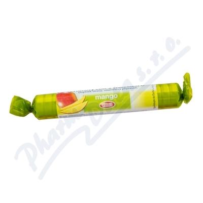 Intact rolička hroznový cukr s vit.C - mango 40g