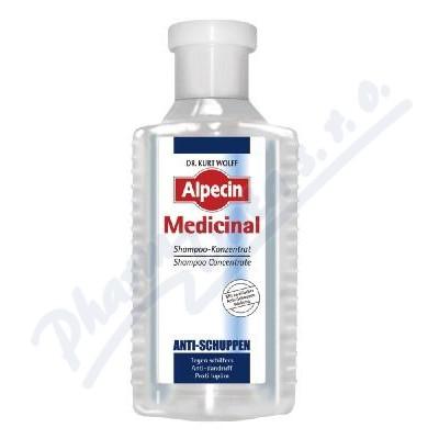 ALPECIN Medicinal Šampon proti lupům 200ml