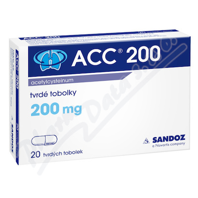 ACC 200mg cps.dur.20