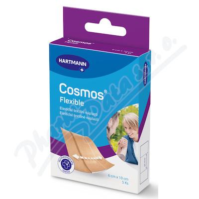 COSMOS náplasti Pružná 60x100mm 5ks (Flexible)
