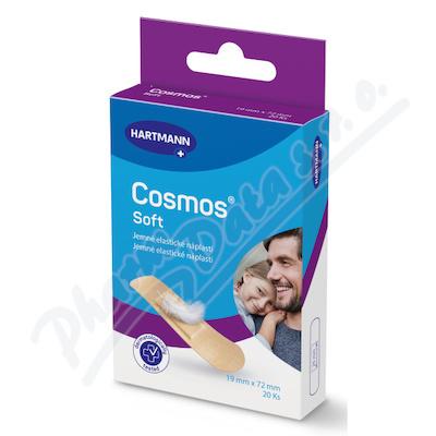 COSMOS náplasti Jemná 19x72mm 20ks (Sensitive)