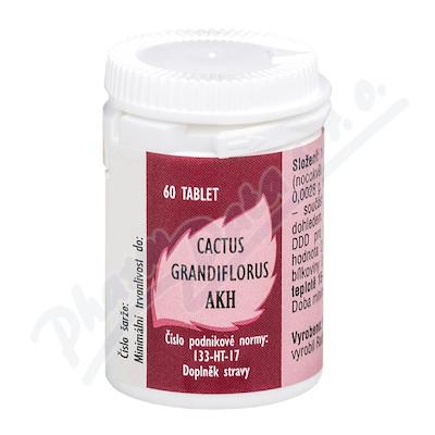 Cactus grandiflorus AKH tbl.60