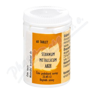 Stannum metallicum AKH tbl.60