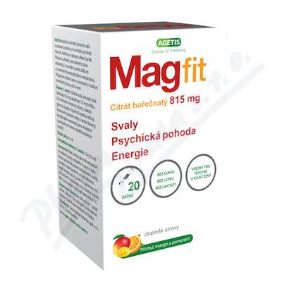 Magfit 15mlx20 sáčků Mango a pomeranč