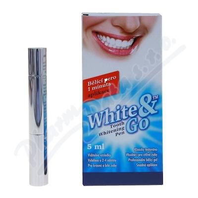 Whitening Pen bělící zubní pero 5ml