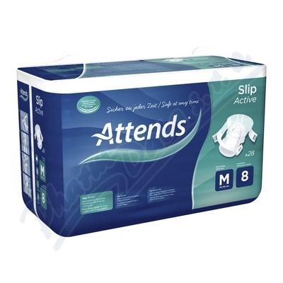 Kalhotky absorpční Attends Slip Active 8 M 28ks