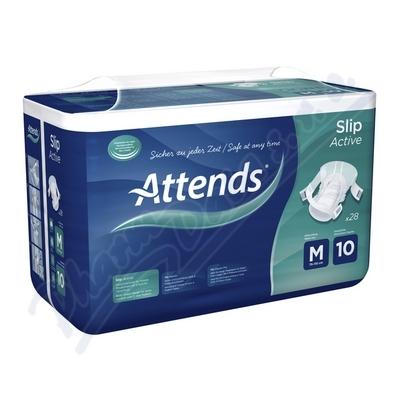 Kalhotky absorpční Attends Slip Active 10 M 28ks