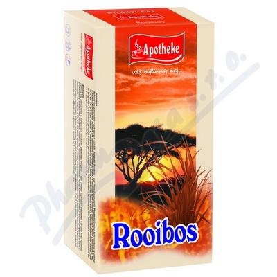 Apotheke Rooibos čaj 20x1.5g