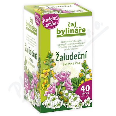 Čaj Bylináře Žaludeční 40x1.6g